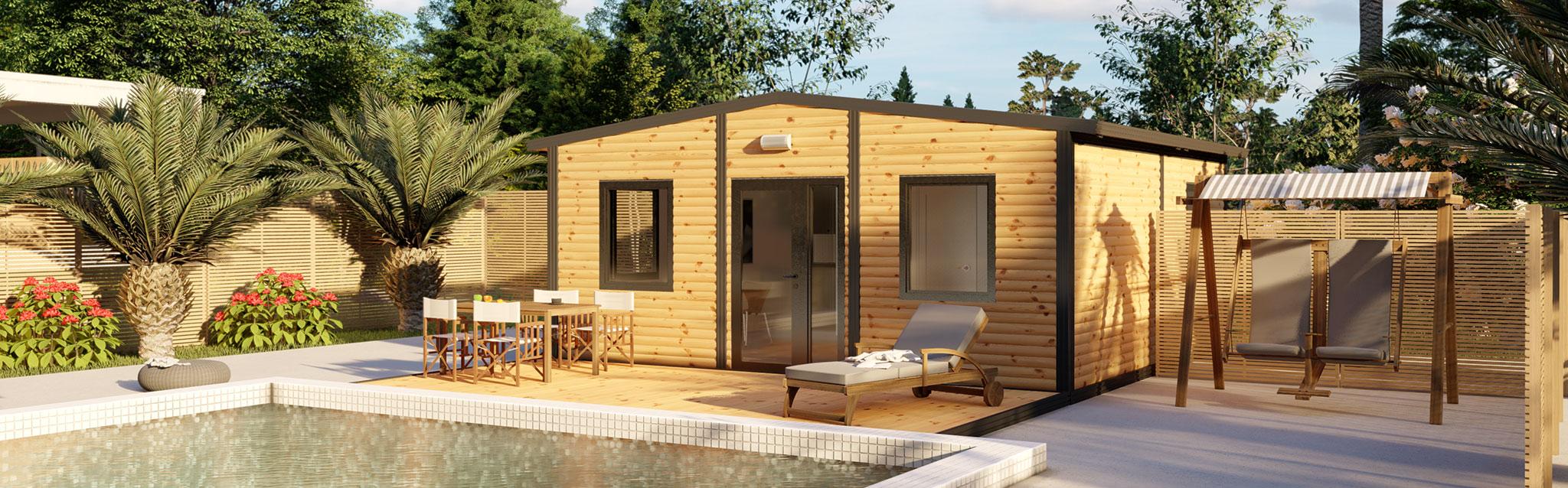 Предимства и недостатъци на къщите с дървена конструкция