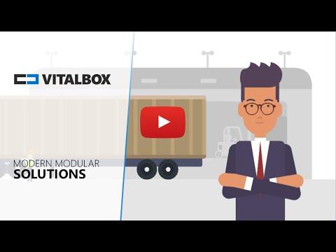VITALBOX MODERN MODULAR SOLUTIONS