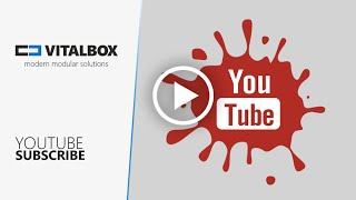 Vitalbox Conteiners Youtube Subscribe