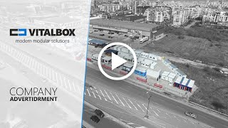 Vitalbox Company Advertisement