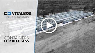 Vitalbox Conteiners   Conteiners for REFUGESS
